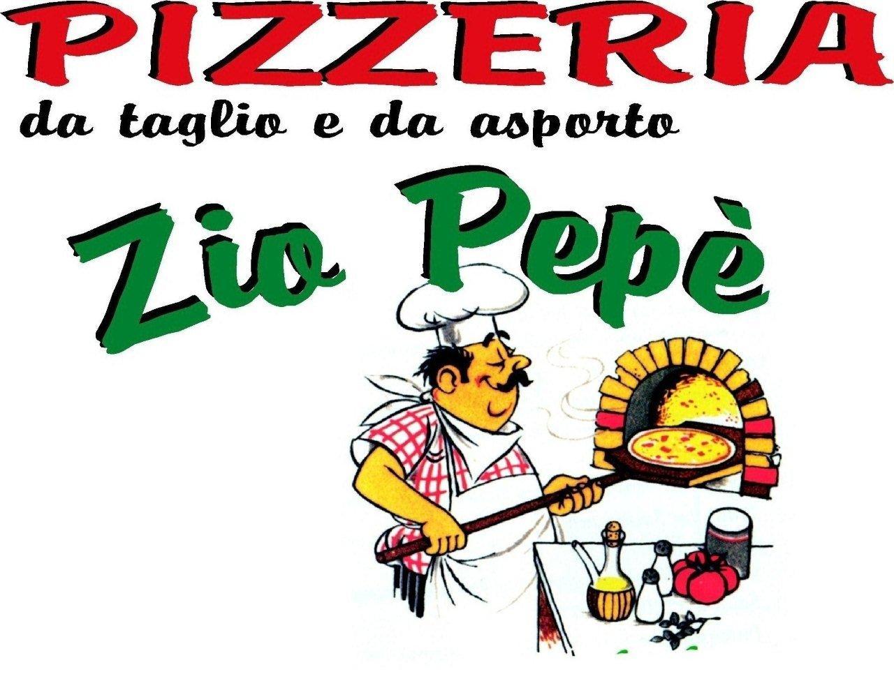 PIZZERIA ZIO PEPÈ - LOGO