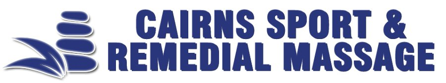 cairns sport and remedial massage business logo