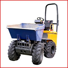 Dumpers - Port Talbot - R.E. Reynolds & Son - Plant hire