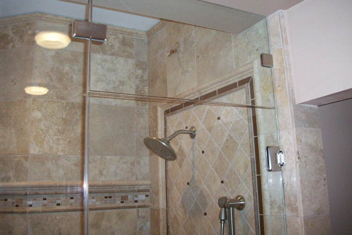 Kings glass screen glass shower enclosures picture of custom shower enclosure planetlyrics Gallery