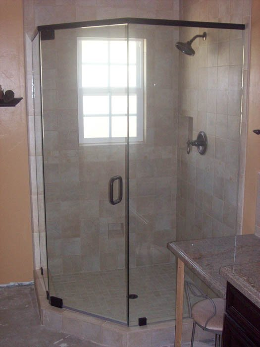 Image Of Gl Shower Door