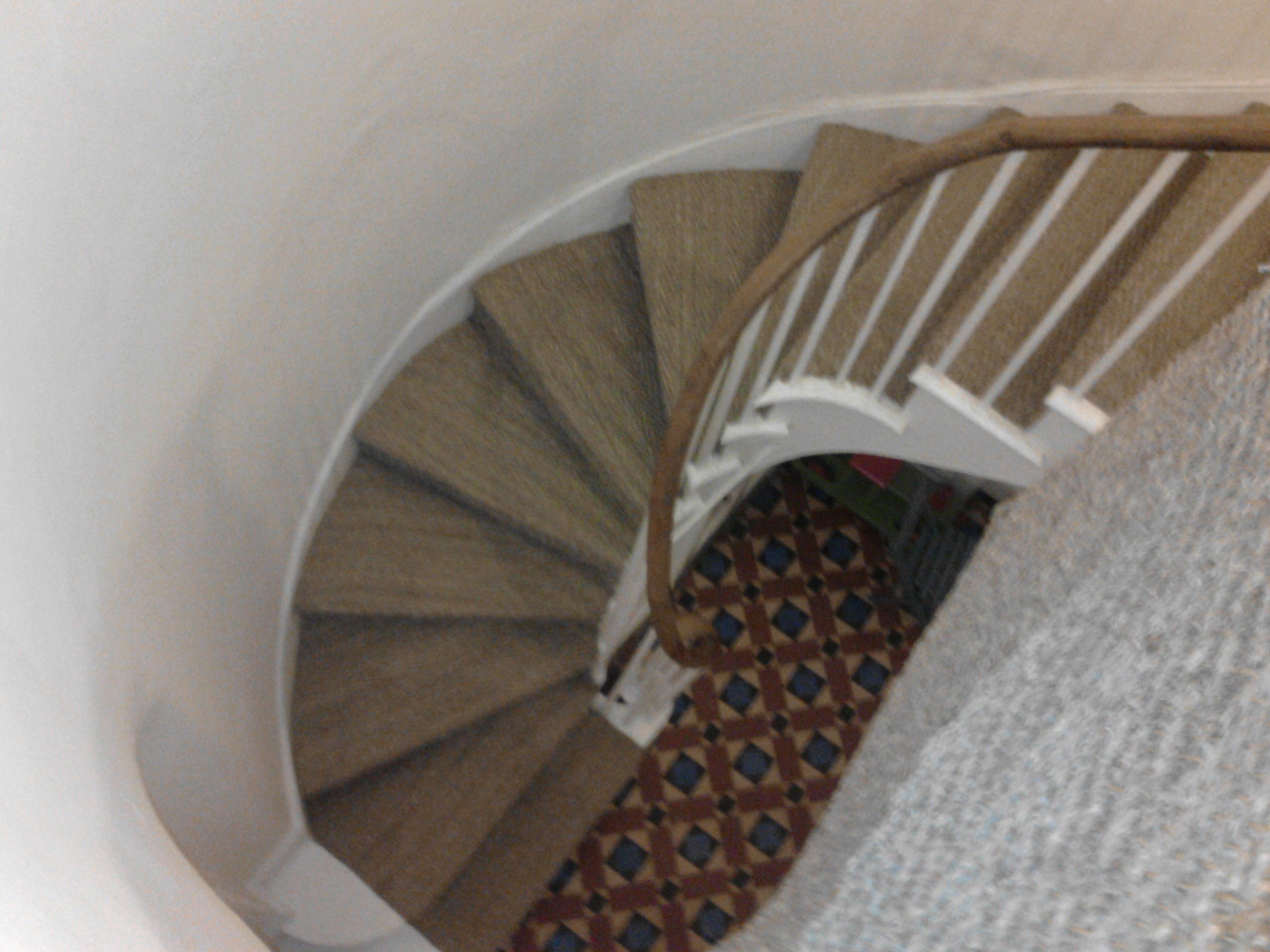 durable covering for stairs
