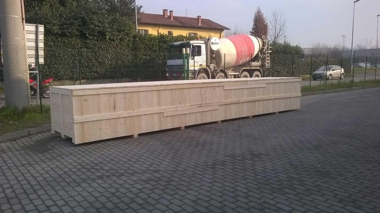 Casse per container