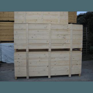 Basamenti in legno