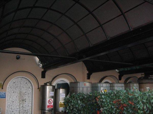 produzione tettoie