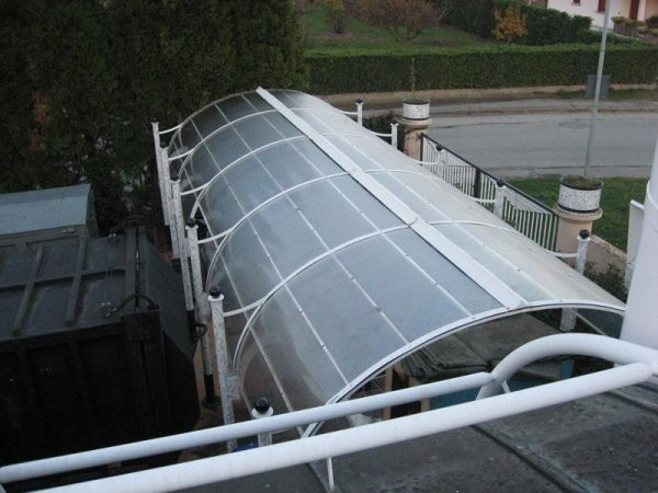 progettazione tettoie
