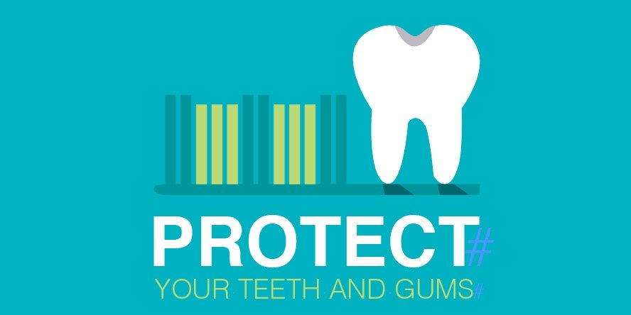 protect your teeth and gums