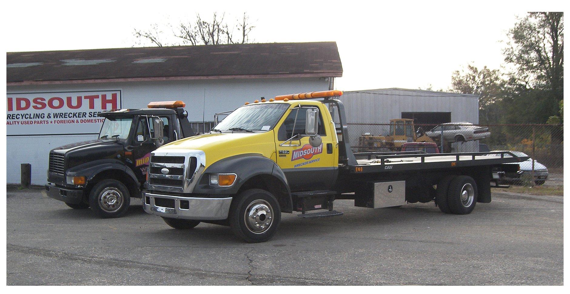 Wrecker Service Fayetteville, NC