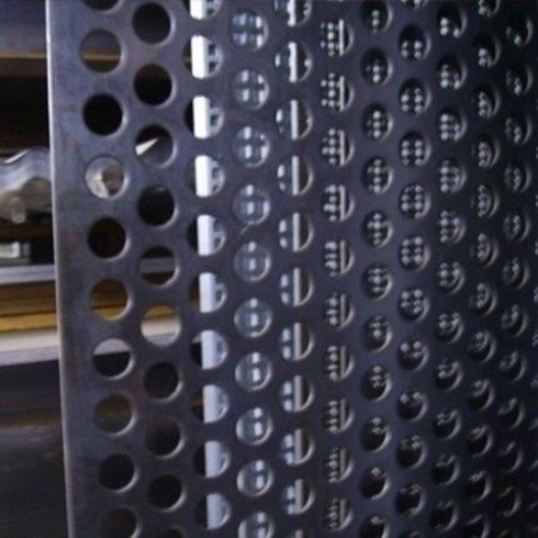 Recinzione in alluminio