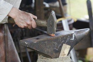 Lavorazione artigianale Ferro Battuto