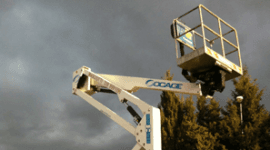 piattaforme aeree per edilizia