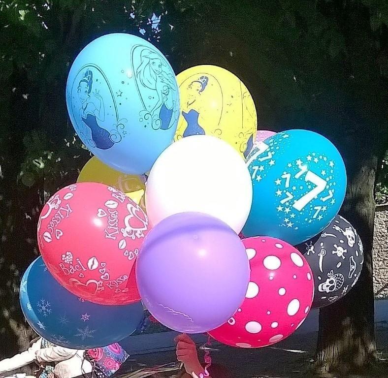 palloncini per feste ed eventi