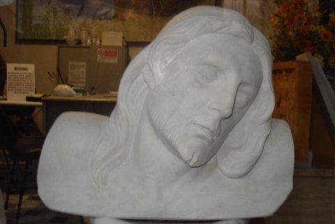 opere artistiche in marmo