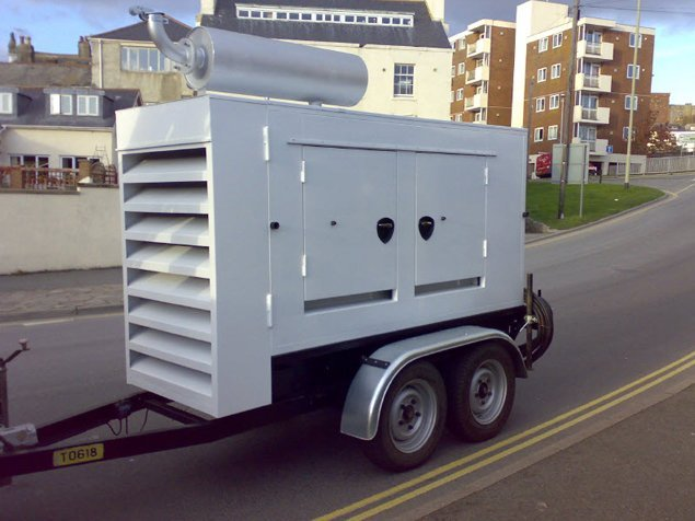 Load banks for hire