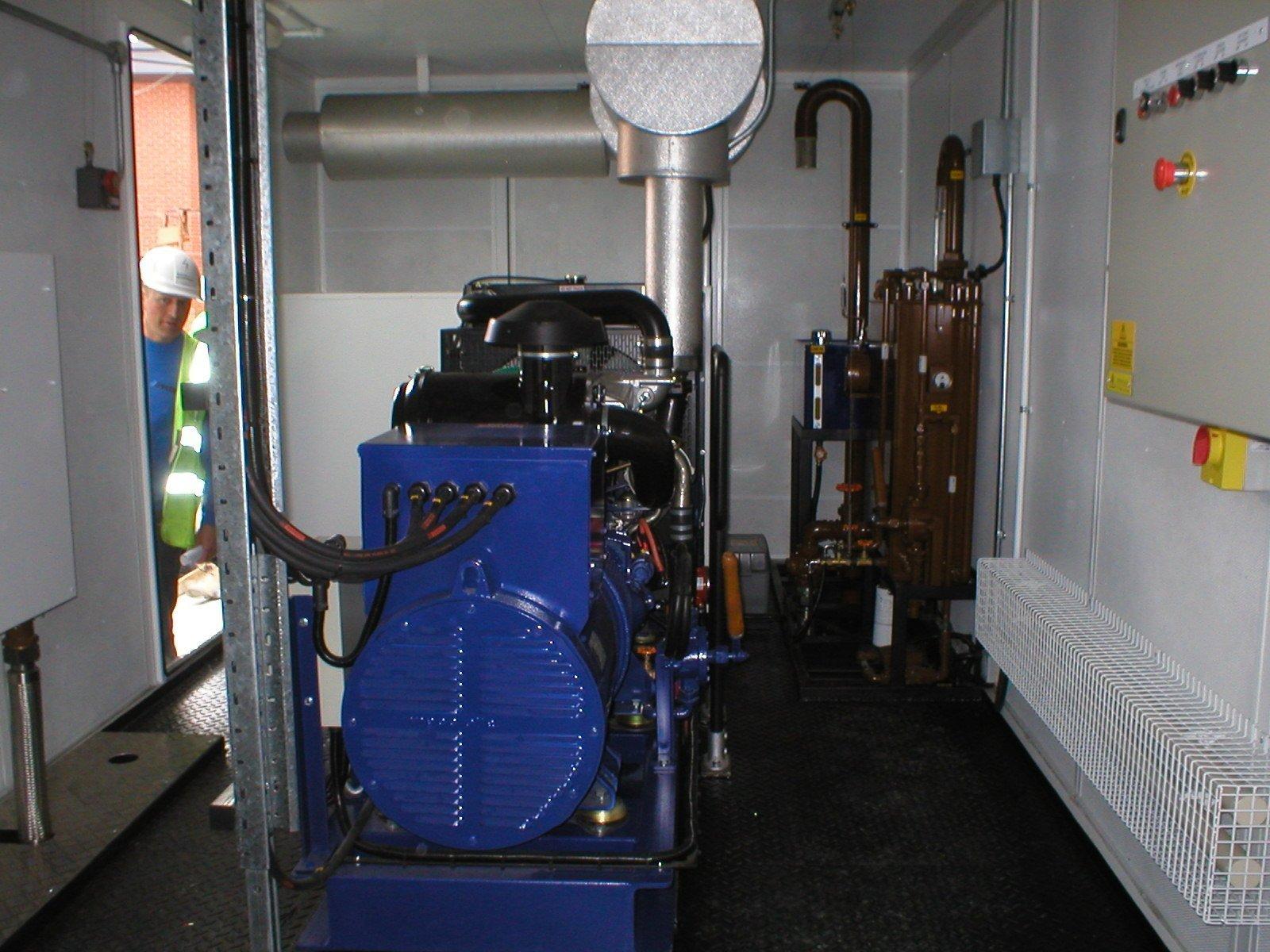 Generator services