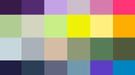 colori per dipinti