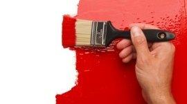 preparazione colori per interni