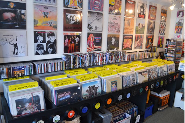Harbour Records Shop