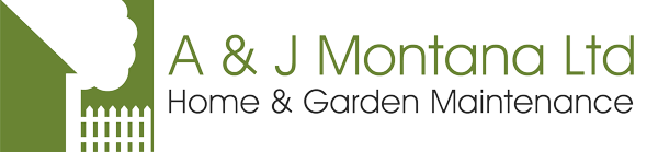 A And J Montana Home And Garden Maintenance Logo