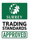 SURREY TRADING STANDARDS logo