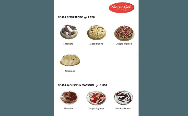 torte semifreddo
