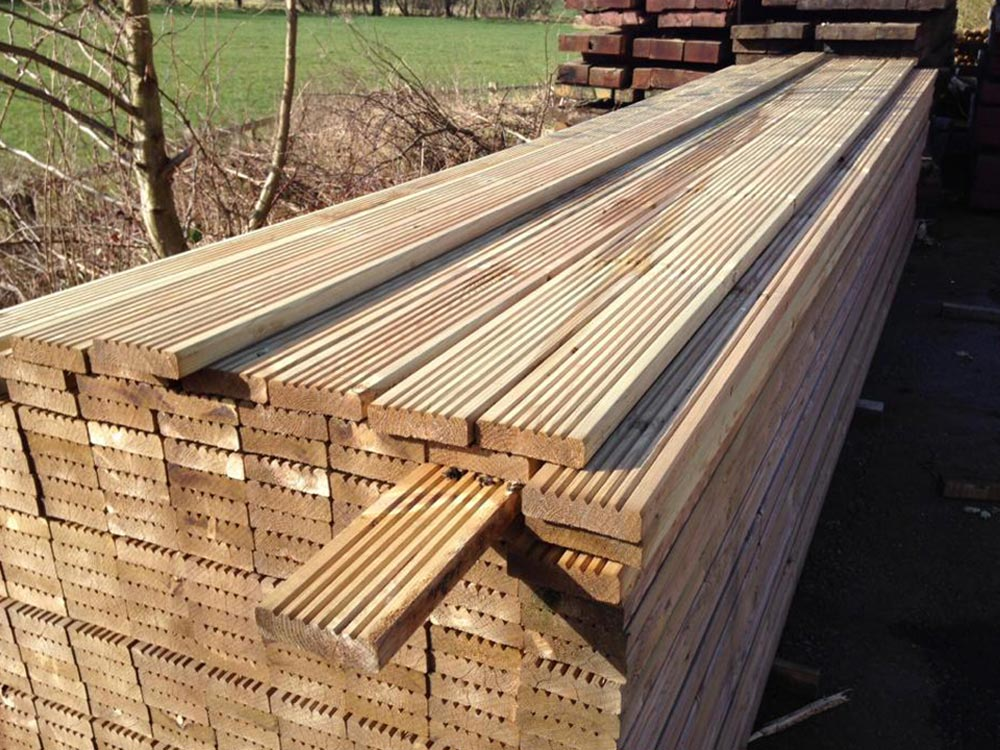 Timber Merchants At A Hingley And Son Timber Ltd