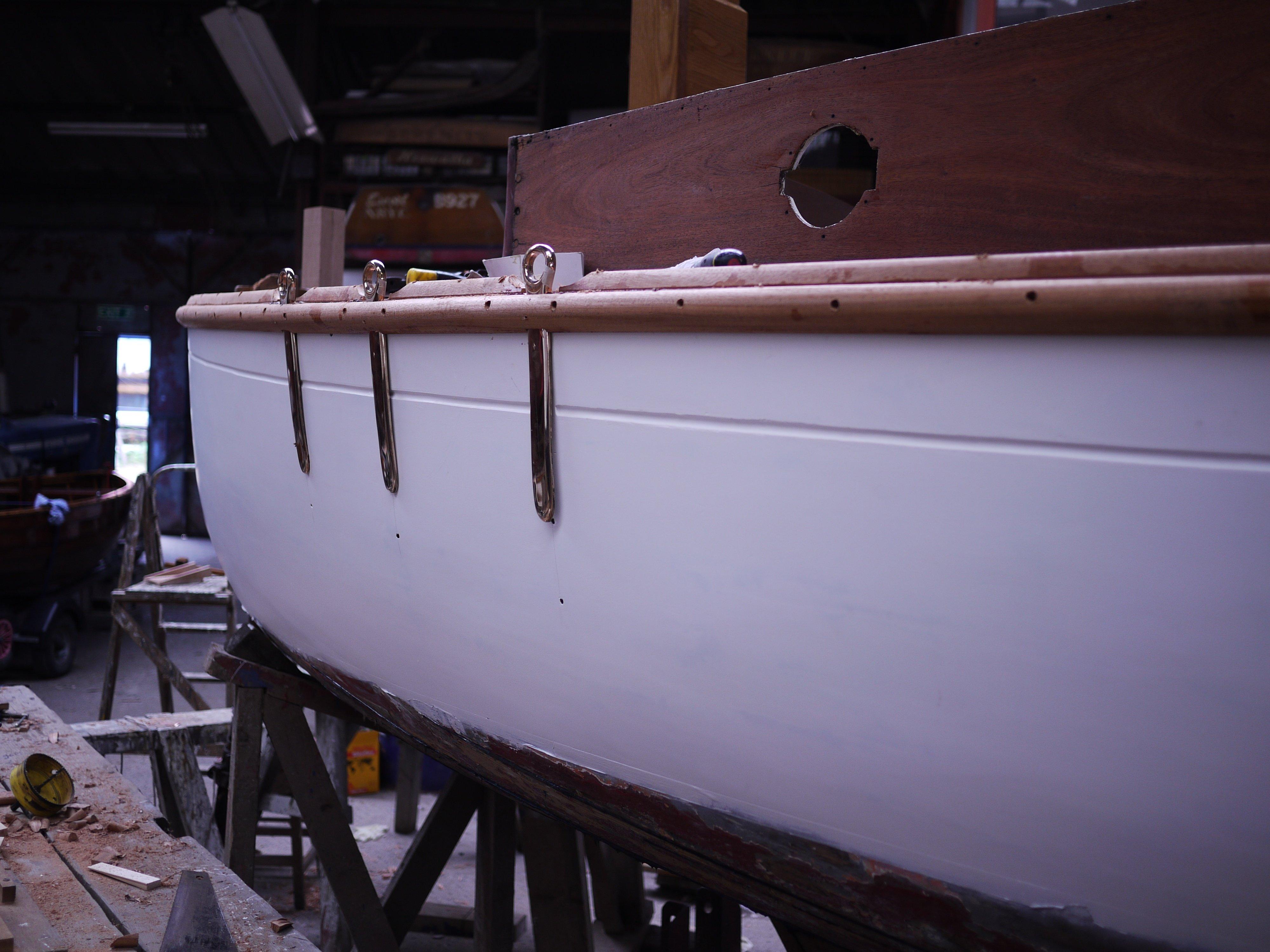 Norfolk 14ft One Design Dinghy