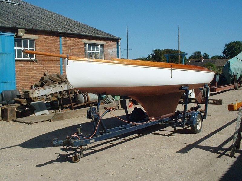 Yare boat