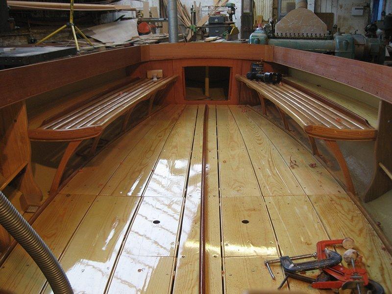 shining deck