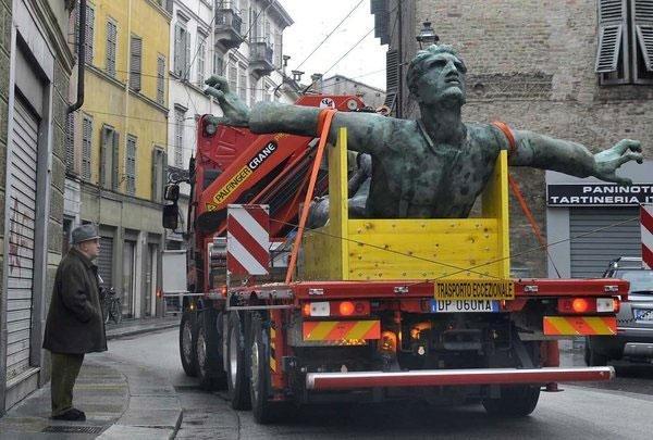 Noleggio Autogru Parma