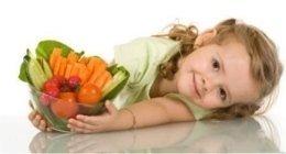 diete per bambini