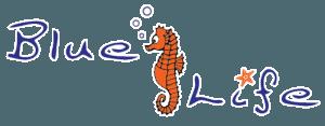 logo blue life