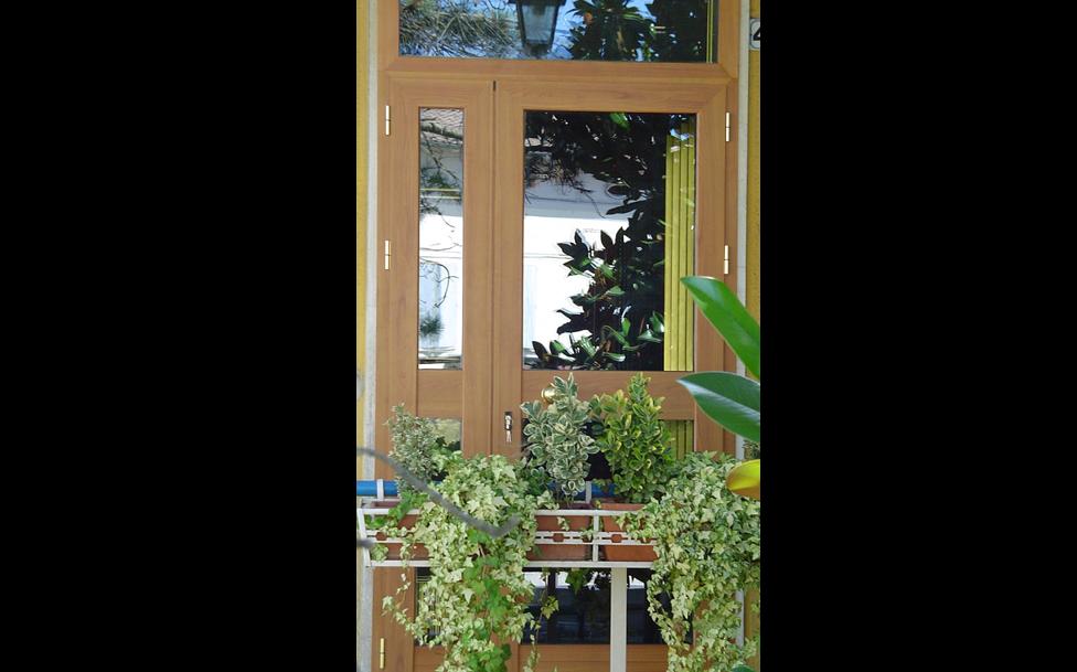 Porte e vetri decorati san pietro in casale da man srl - Vetrocamera basso emissivo ...
