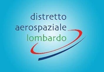 Distretto aerospaziale Lombardo - Logo