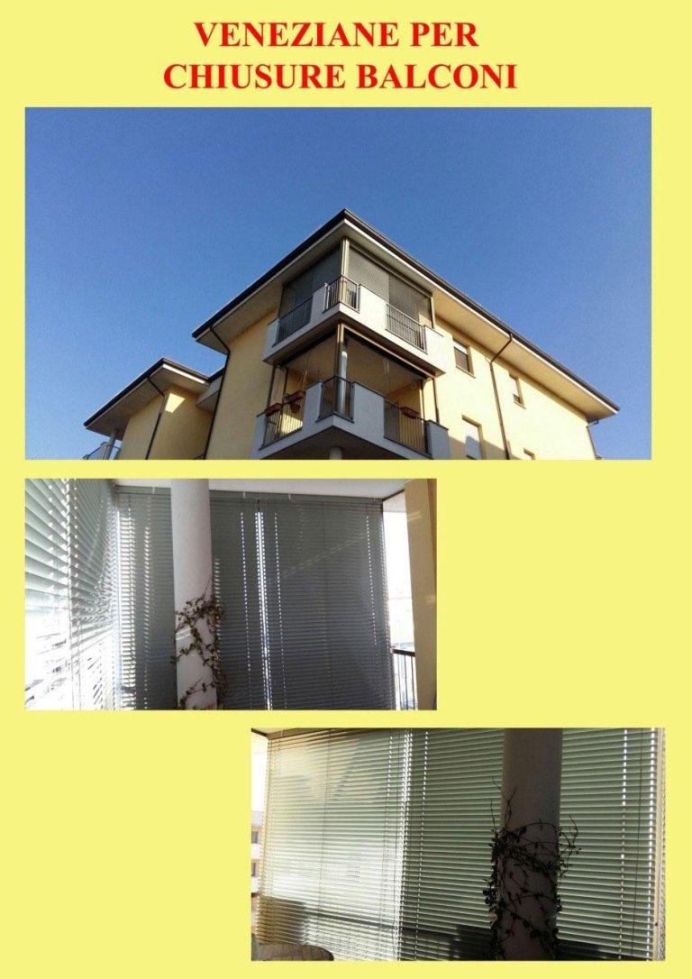 veneziane per balconi