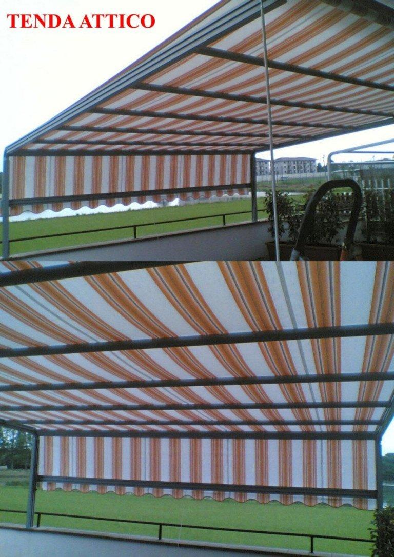 tenda attico