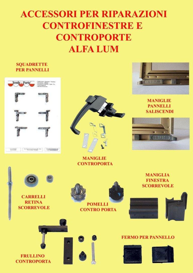 Accessori per riparazioni