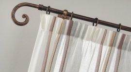 tende, tende per interni, tende arricciate, tessuti per tende, montaggio tende,