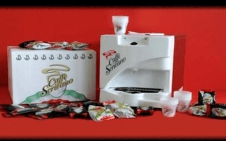 prodotti di consumo alimentare per distributori automatici
