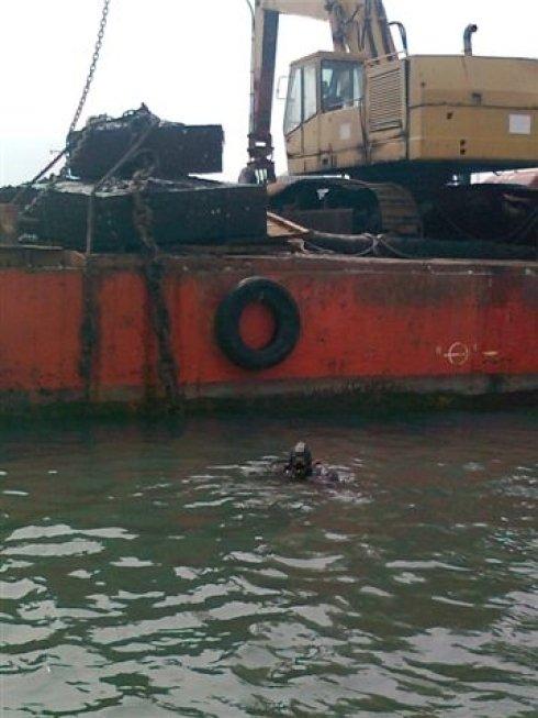 Immersioni nel porto