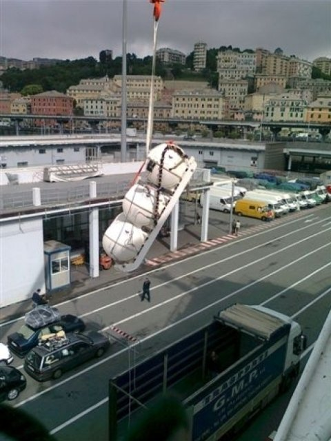 trasporti speciali via nave
