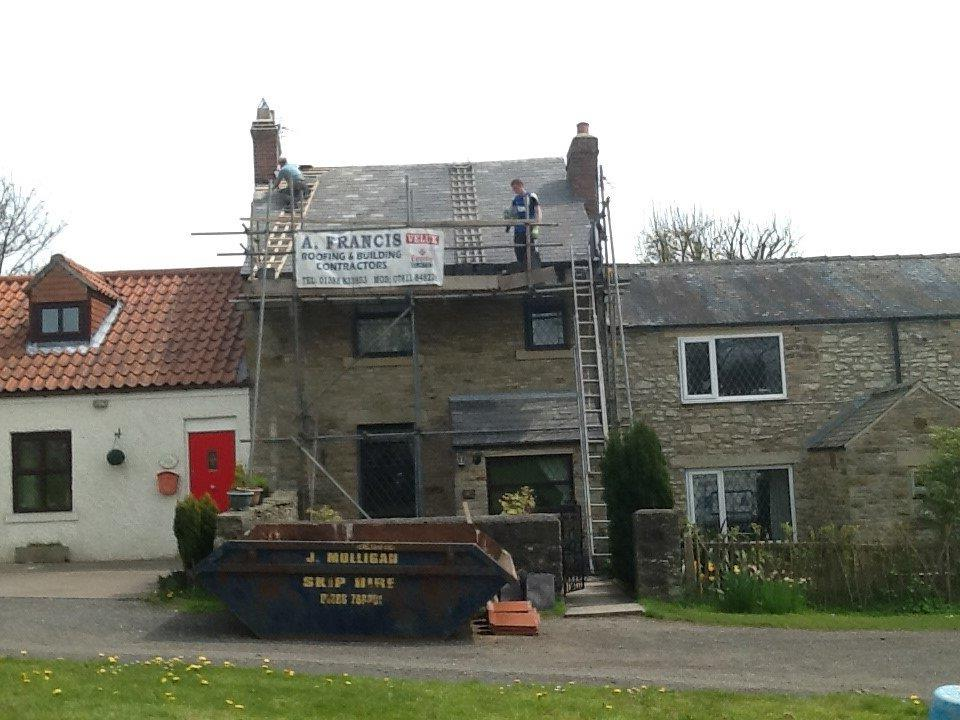 Call Us For Fascia And Soffit Repairs In Bishop Auckland