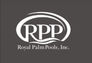 Royal Palm Pools logo