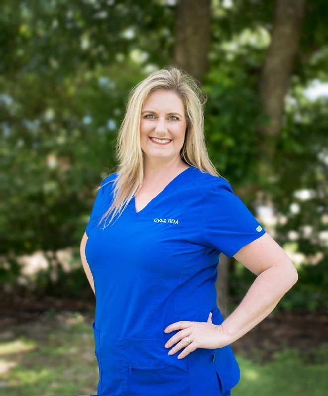 Cybil McDermott at Goliad Dental