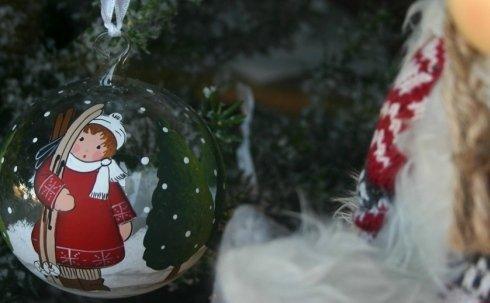 Addobbi e composizioni natalizie