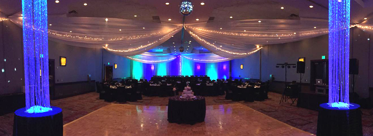Wedding DJ at Mystic Lake Casino, Shakopee, Minnesota
