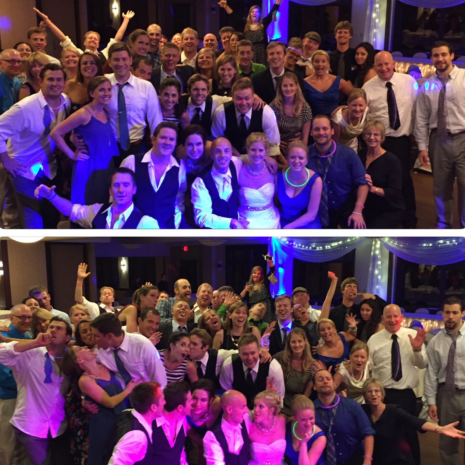 Wedding DJ at Olympic Hills Golf Club, Eden Prairie, Minnesota