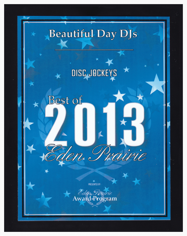 2013, Best of DJs Award