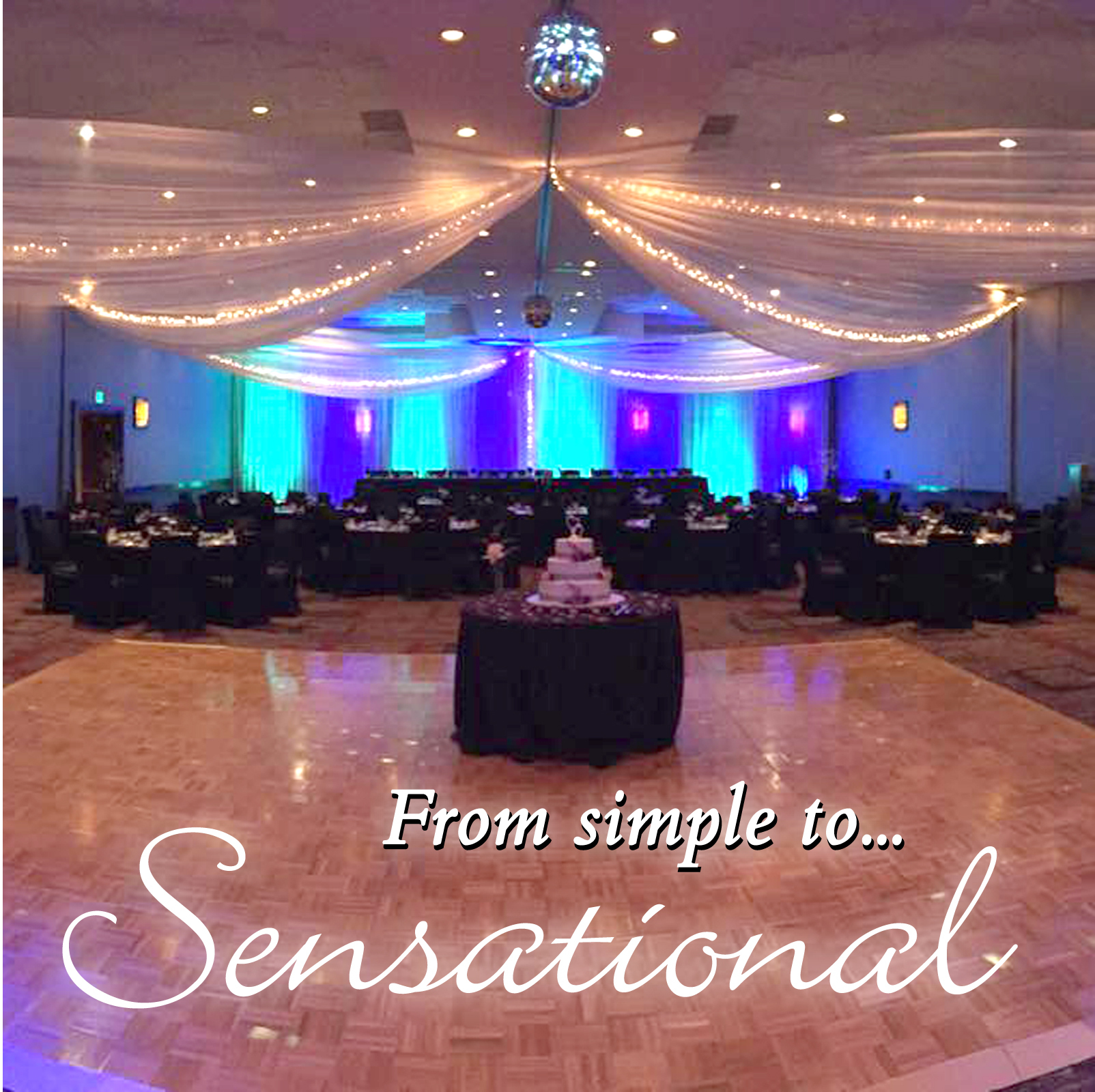 Wedding Party DJ Mystic Lake Casino, Shakopee, Minnesota