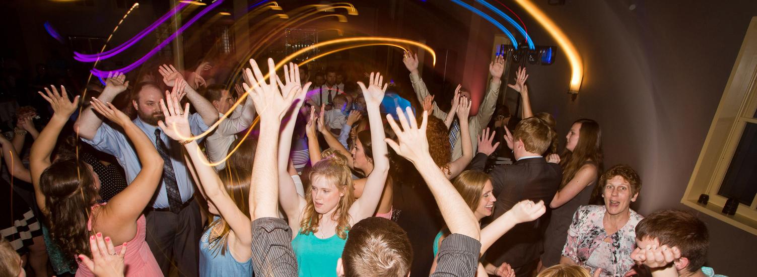 Wedding DJ at Canon Falls Winery, Canon Falls, Minnesota